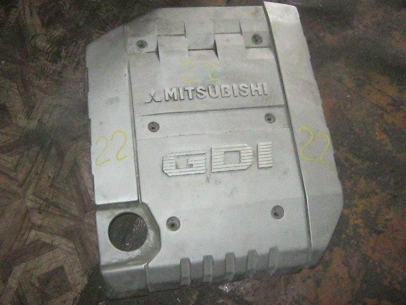 Пластиковая крышка на двс Mitsubishi 4G63 ст.864000022