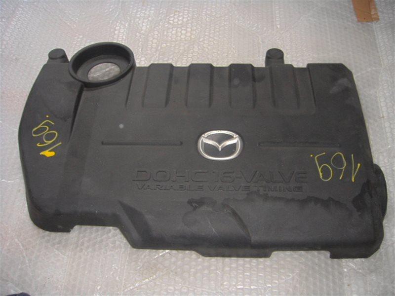 Пластиковая крышка на двс Mazda Premacy CP8W L3-VE ст.864000169