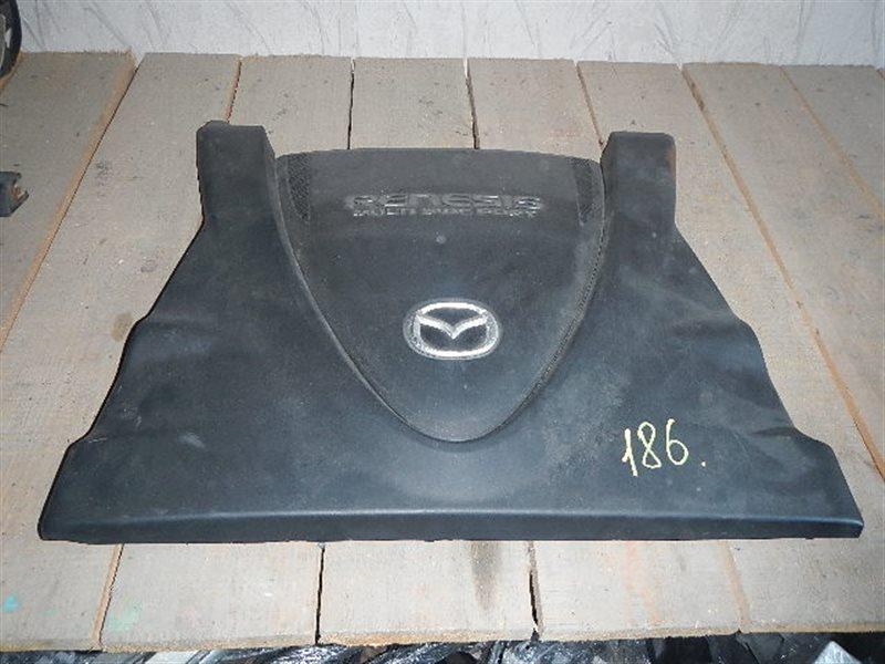 Пластиковая крышка на двс Mazda Rx-8 SE3P ст.864000186