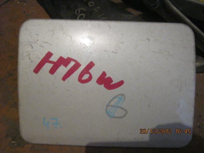 Лючок бензобака Mitsubishi Pajero Io H76W ст.904000047