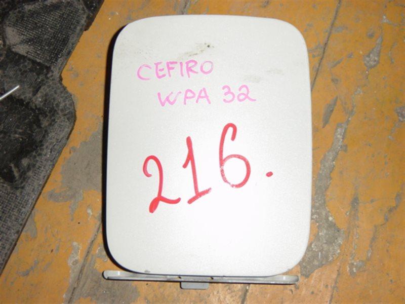Лючок бензобака Nissan Cefiro WPA32 ст.904000216