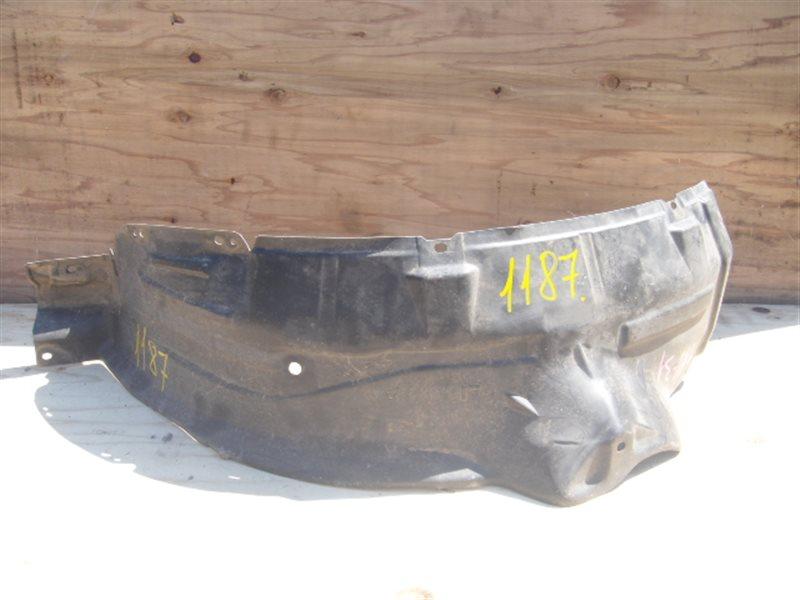 Подкрылок Nissan Presage U31 передний левый верхний ст.907001187