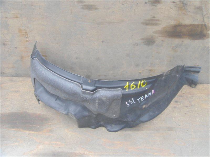 Подкрылок Nissan Presage U31 передний правый верхний ст.907001610