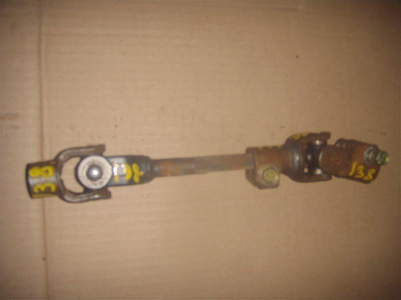 Рулевой карданчик Toyota Carib AE111 ст.912000138