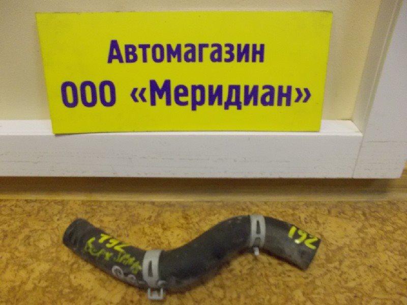 Патрубок радиатора Nissan Sunny FB15 QG15DE верхний ст.913000192