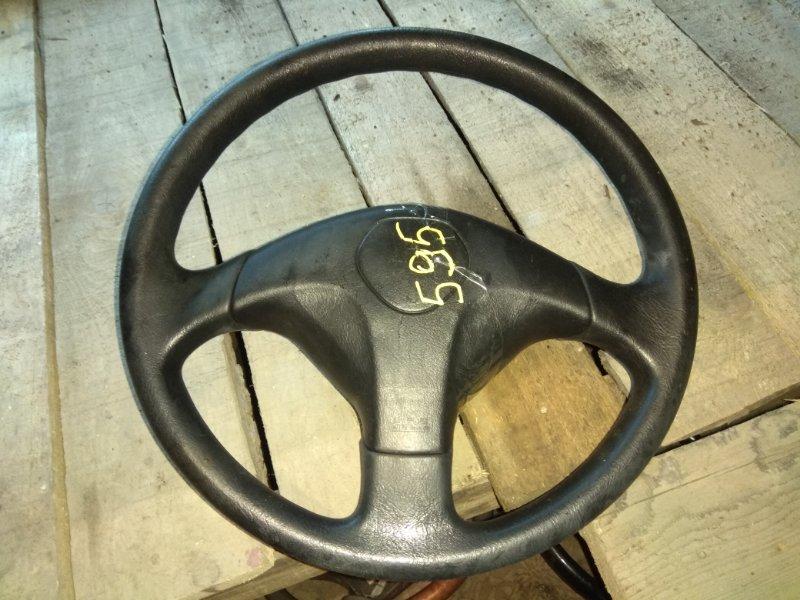 Руль с airbag Mitsubishi Pajero Mini H58A 4A30
