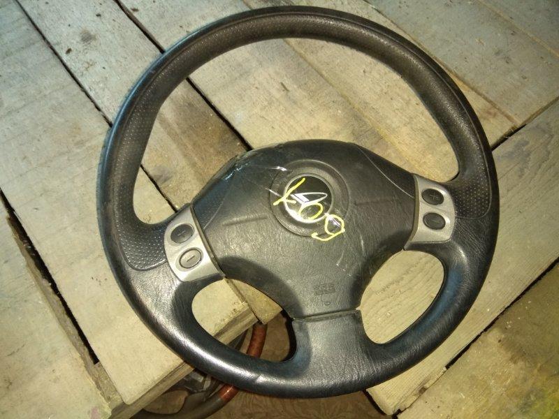 Руль с airbag Daihatsu Yrv M211G K3-VET