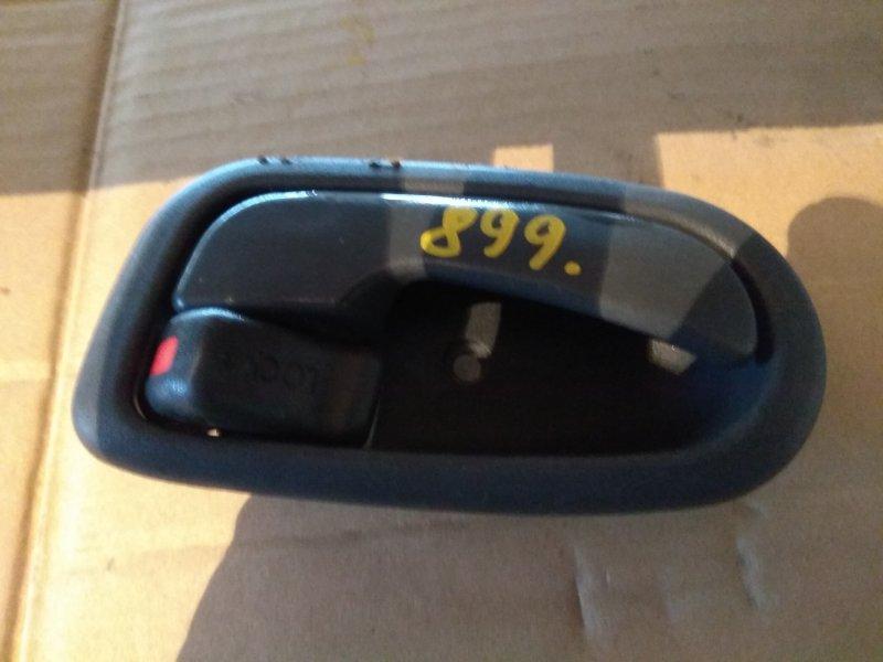 Ручка двери внутренняя Daihatsu Yrv M211G K3VET передняя правая