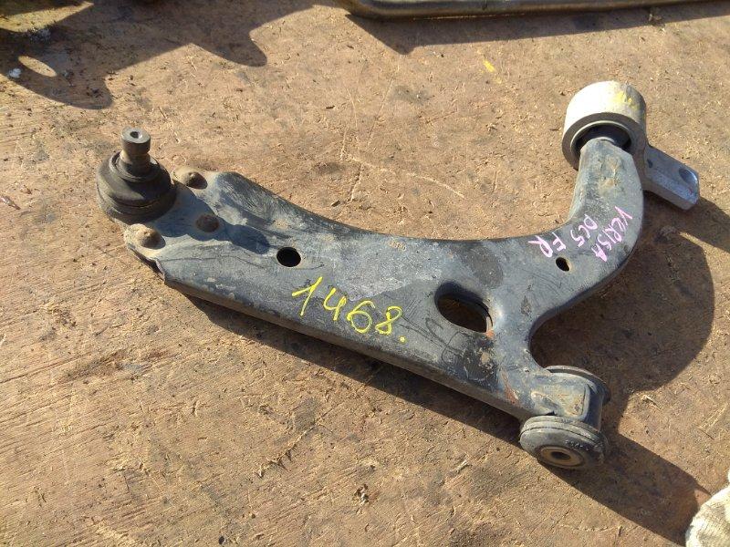 Рычаг Mazda Verisa DC5W ZY передний правый нижний