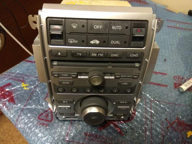 Магнитофон Honda Legend KB1 J35A 2006