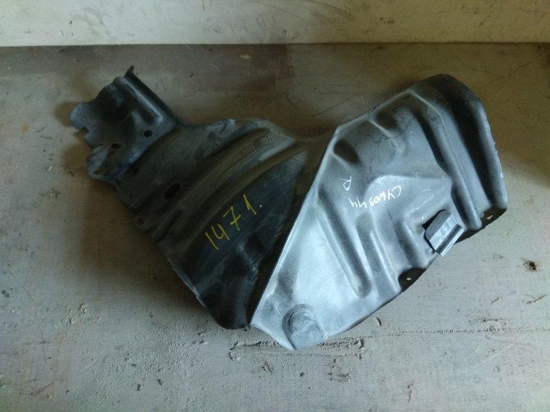 Защита двигателя Toyota Cynos EL44 4E передняя правая