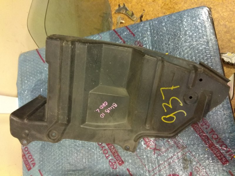 Защита бампера Nissan Bluebird Sylphy QG10 QG15 левая