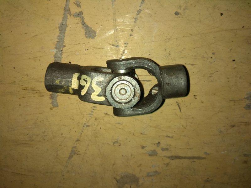 Рулевой карданчик Toyota Platz NCP16 1NZ-FE