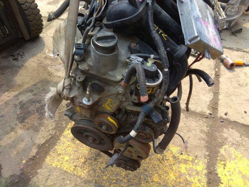 Двигатель Honda Fit Aria GD6 L13A