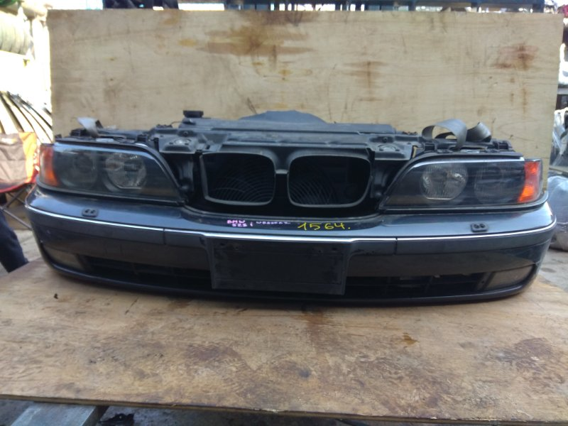 Nose cut Bmw 528I E39 M52