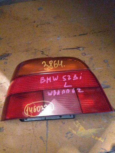 Стоп-сигнал Bmw 528I WBADD62 задний левый