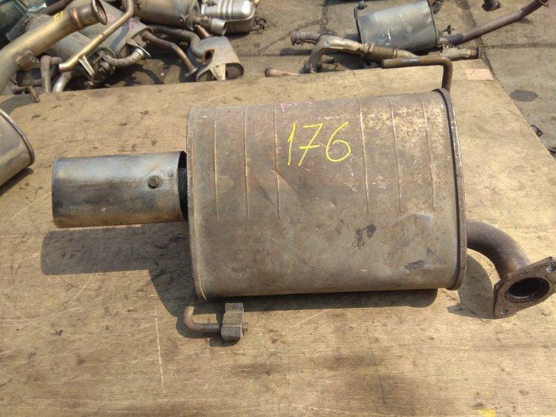 Бочка глушителя Subaru Outback BP9 EJ253 2003