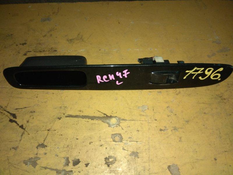 Блок упр. стеклоподьемниками Toyota Regius RCH47 передний левый