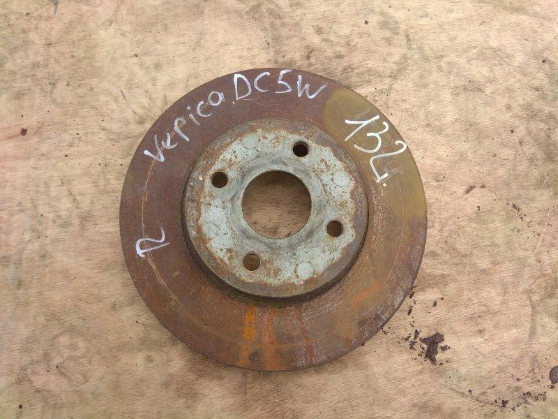 Тормозной диск Mazda Verisa DC5W передний