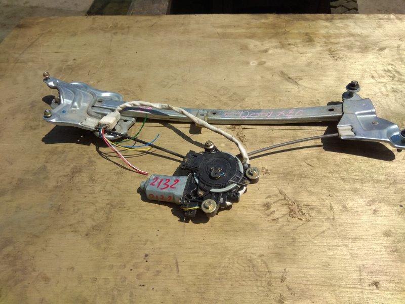 Стеклоподъемник Toyota Chaser GX100 передний правый