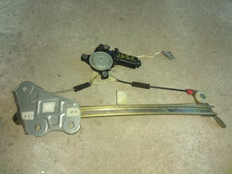 Стеклоподъемник Toyota Marino AE101 4A-FE передний левый