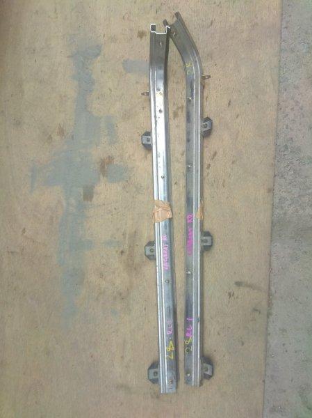 Полозья для сдвижной двери Honda Lagreat RL1 J35A
