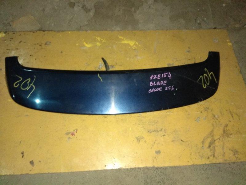 Спойлер Toyota Blade AZE154