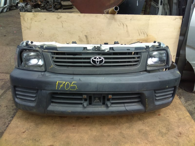 Nose cut Toyota Noah CR50 3C