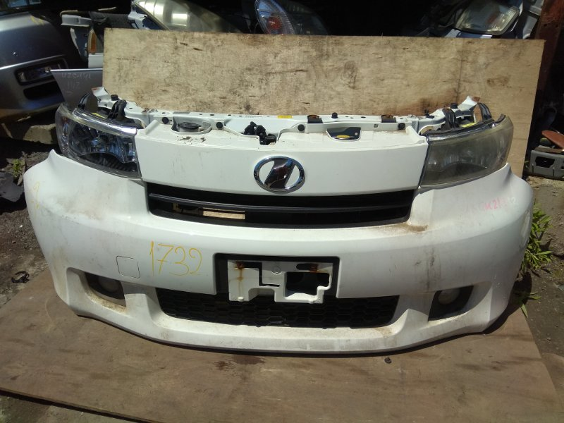 Nose cut Toyota Bb QNC21 3SZ-FE