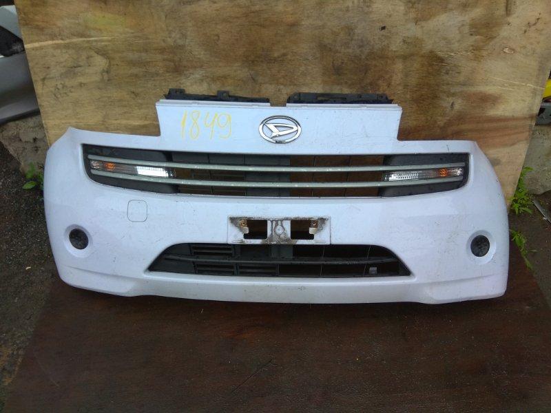 Бампер Daihatsu Coo M401 передний