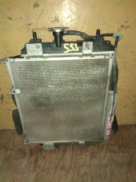 Радиатор основной Toyota Bb QNC21 3SZ-FE