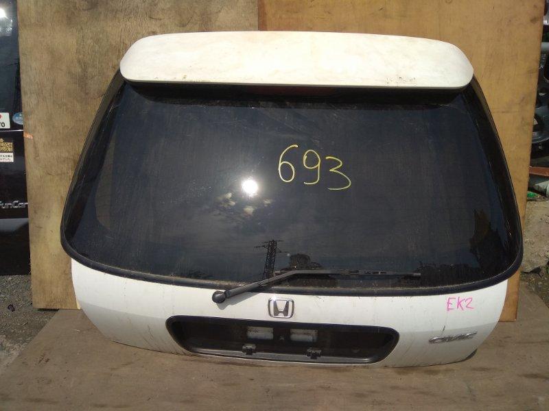 Дверь задняя Honda Civic EK2