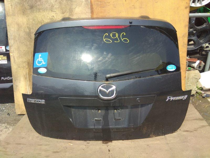 Дверь задняя Mazda Premacy CREW