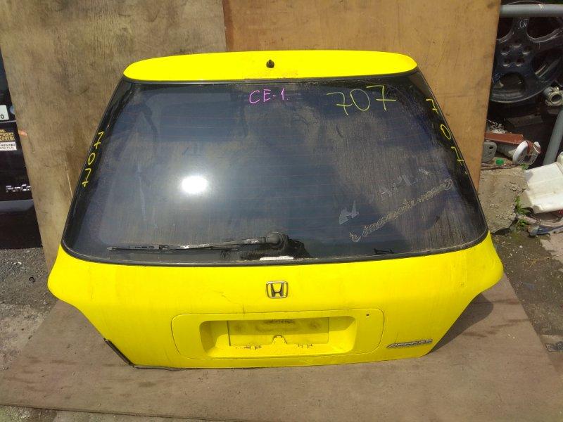 Дверь задняя Honda Accord CE1
