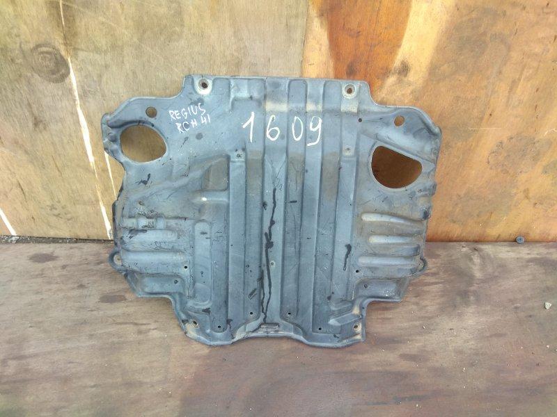 Защита двигателя Toyota Hiace Regius RCH41