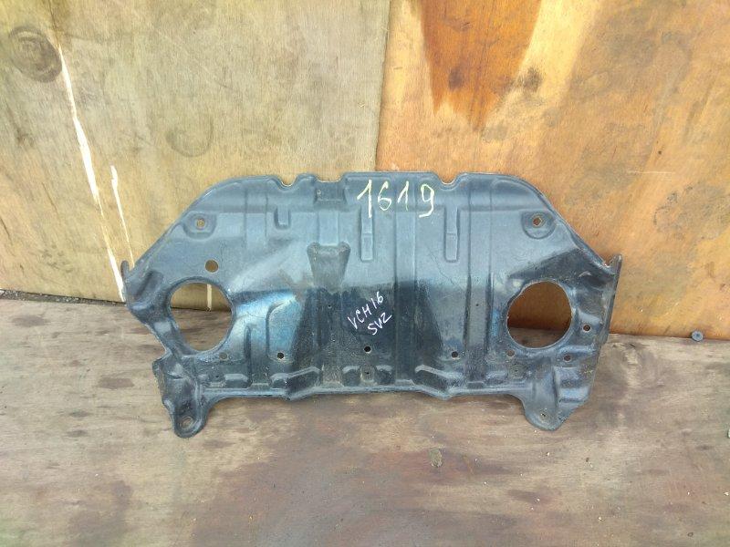 Защита двигателя Toyota Granvia VCH16