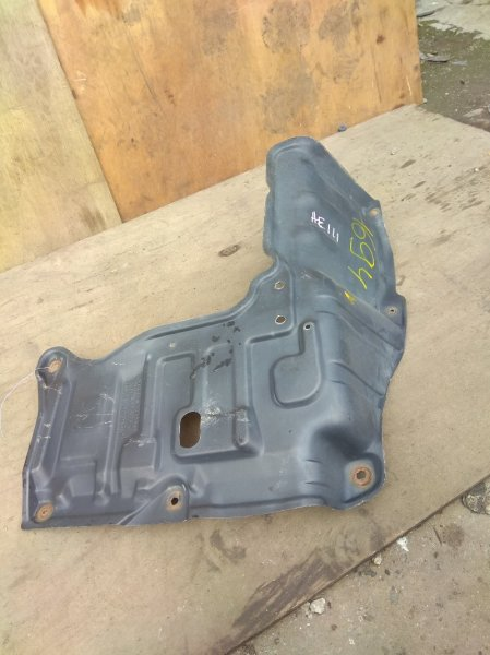 Защита двигателя Toyota Spacio AE111 передняя правая