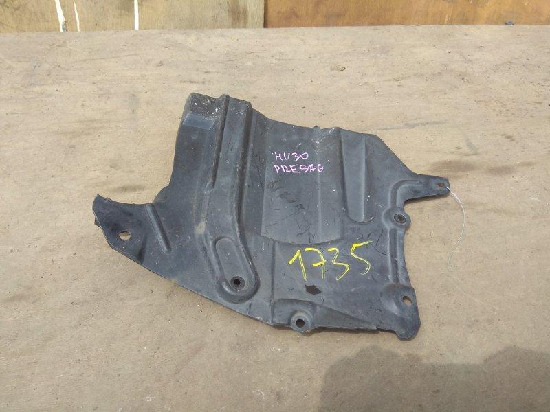 Защита двигателя Nissan Presage NU30 левая