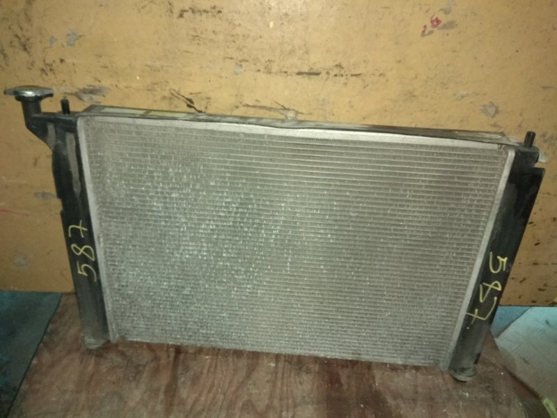 Радиатор основной Toyota Caldina AZT241 1AZ-FE