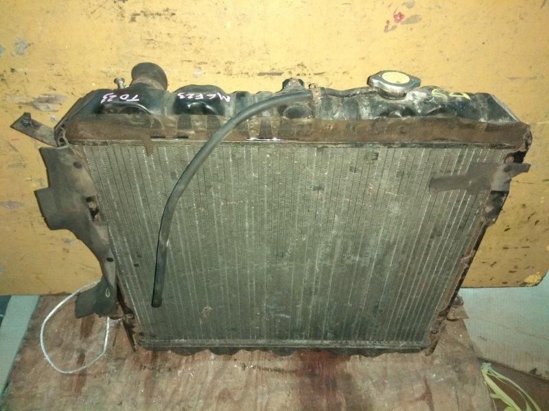 Радиатор основной Nissan Atlas M6F23 TD23