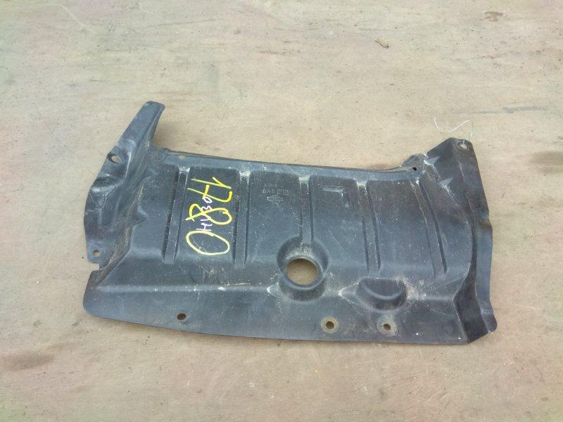 Защита двигателя Nissan Presage HU30 левая