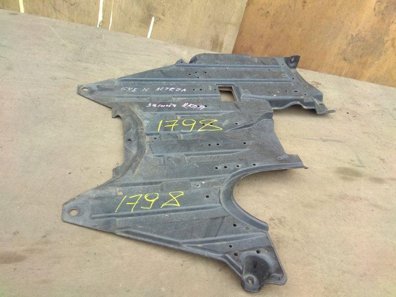 Защита двигателя Toyota Altezza GXE10