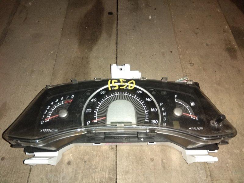 Панель приборов Toyota Isis ANM15