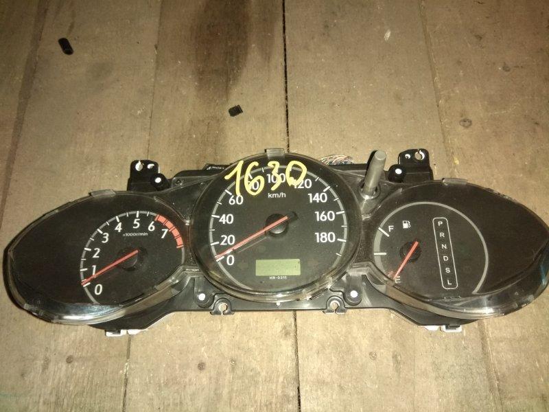 Панель приборов Honda Fit Aria GD8 L15A