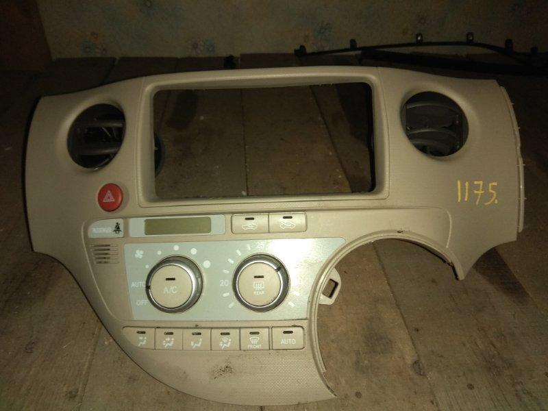 Блок управления климат-контролем Toyota Sienta NCP85