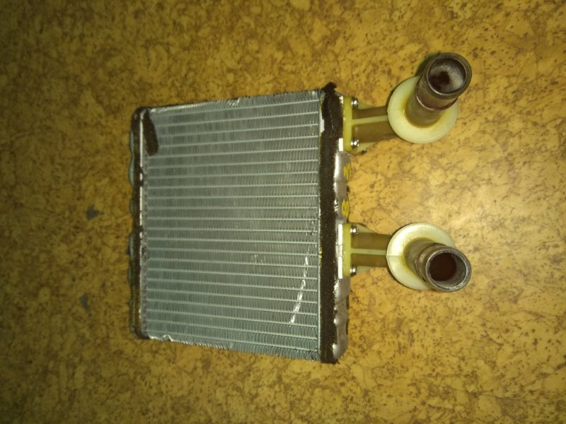 Радиатор печки Nissan Stagea WGNC34 RB25DET