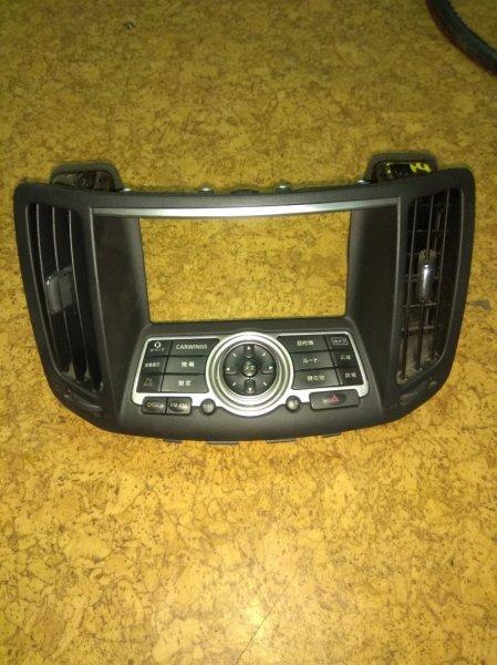 Консоль магнитофона Nissan Skyline NV36 VQ25