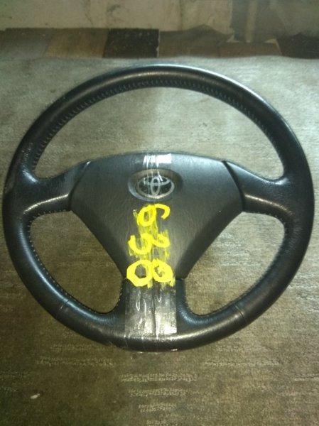 Руль с airbag Toyota Prius NHW11