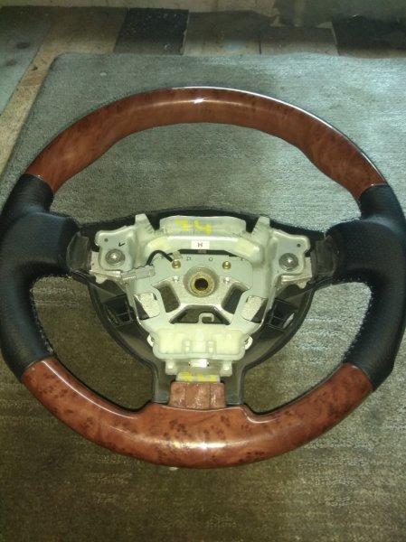 Руль Nissan Lafesta B30
