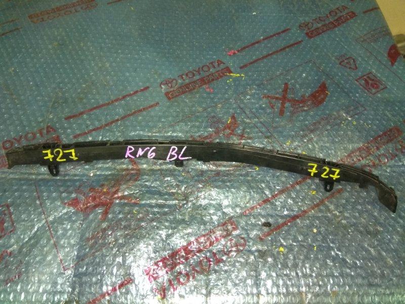 Крепеж бампера Honda Stream RN6 R18A задний левый